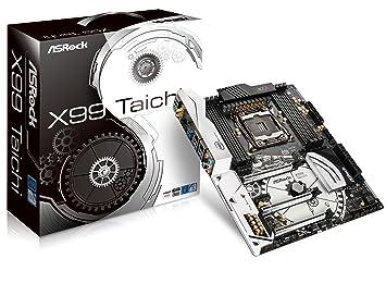 as rock x99 taichi 90 mxb380 a0uayz atx motherboard black white