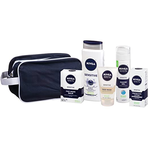 Nivea Sensitive Collection 5 P...