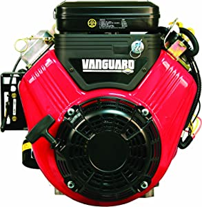 Briggs & Stratton 305447-0568-F1 479cc 16.0 Gross HP Vanguard Engine with A 1-Inch Diameter X 2-29/32-Inch Length Crankshaft, Keyway, And Tapped 3/8-24