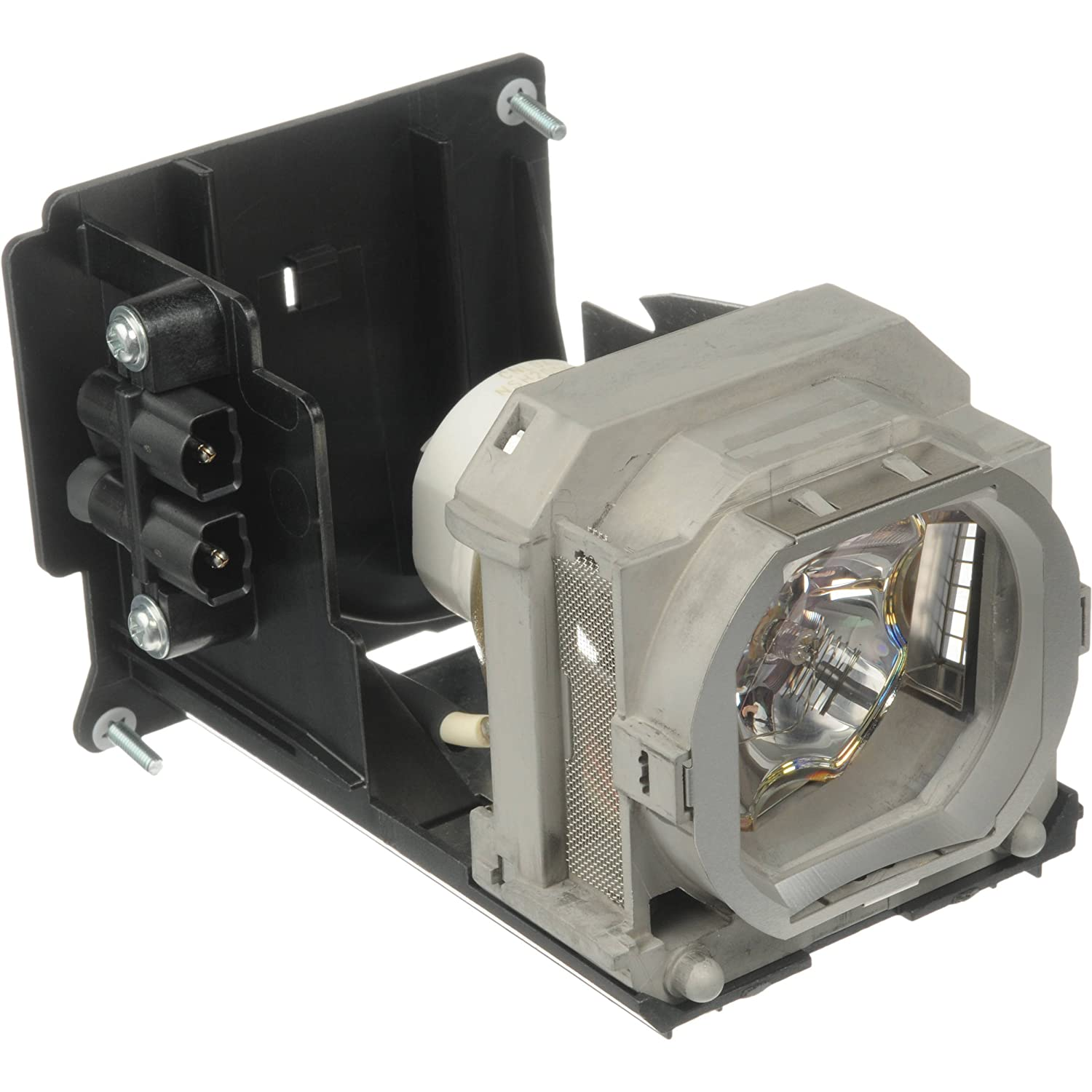 Projector Lamp Assembly with Genuine Original Philips UHP Bulb inside. PLCXU21 Sanyo Projector Lamp Replacement