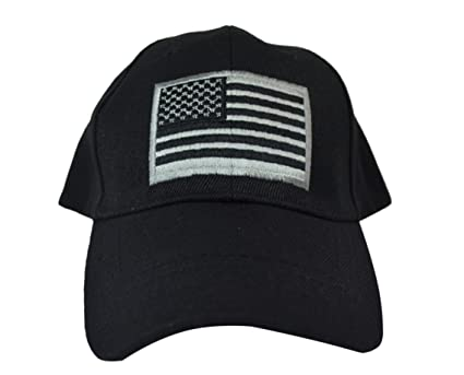 KYS US American Flag Military Tactical Operator Baseball Cap. One Size Fits  All Adjustable Cap 6d12ab3dac2