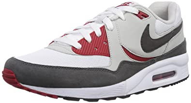 online store f858e d1acd Nike Air Max Light Essential, Sandales Homme - Gris (WhiteMDM Ash-