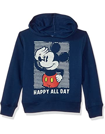 6eef3d4e11ce0 Disney Boys' Toddler Mickey Mouse Pullover Fleece