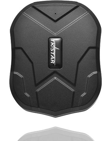 TKSTAR 3 Meses Inactivo Real Time Protección Antirrobo Rastreador GPS para Vehículos con Imán Potente 5000