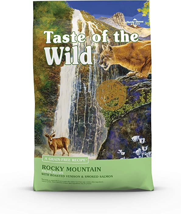 Top 10 15 Lb Taste Of The Wild Cat Food