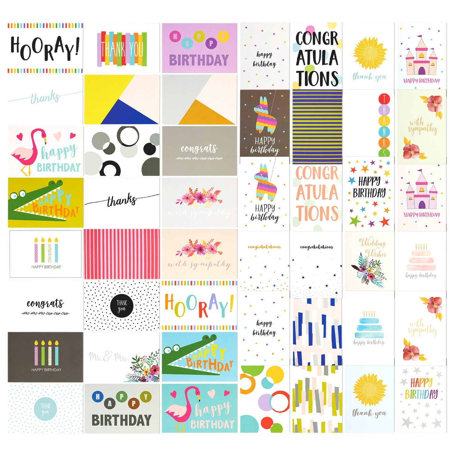 Shoptagr 48 pack assorted all occasion greeting cards includes 48 pack assorted all occasion greeting cards m4hsunfo