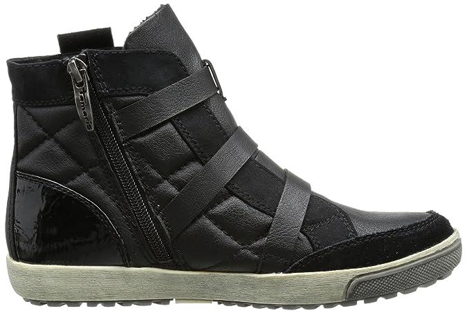 Tamaris ACTIVE 1-1-25478-31, Damen Sneaker, Schwarz (BLACK 001), EU 38:  Amazon.de: Schuhe & Handtaschen