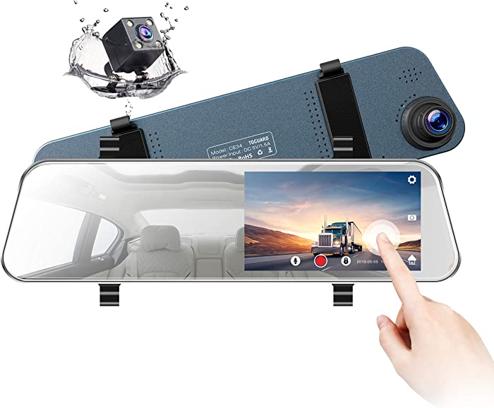 Top 10 Pruveeo Mirror Dash Cam