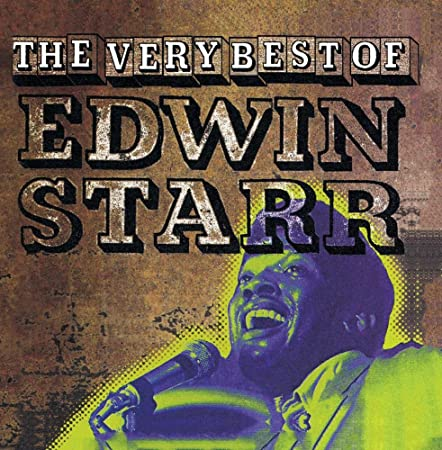Edwin Starr The Very Best Of Edwin Starr Music