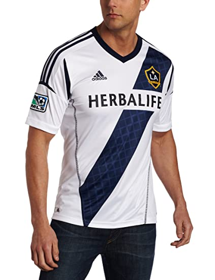 ef0f3199b4 Amazon.com : MLS Los Angeles Galaxy Replica Home Jersey, X-Large : Sports  Fan Jerseys : Clothing