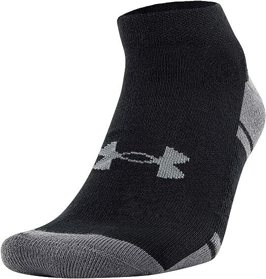 Under Armour Men's Resistor III Lo Cut Socks