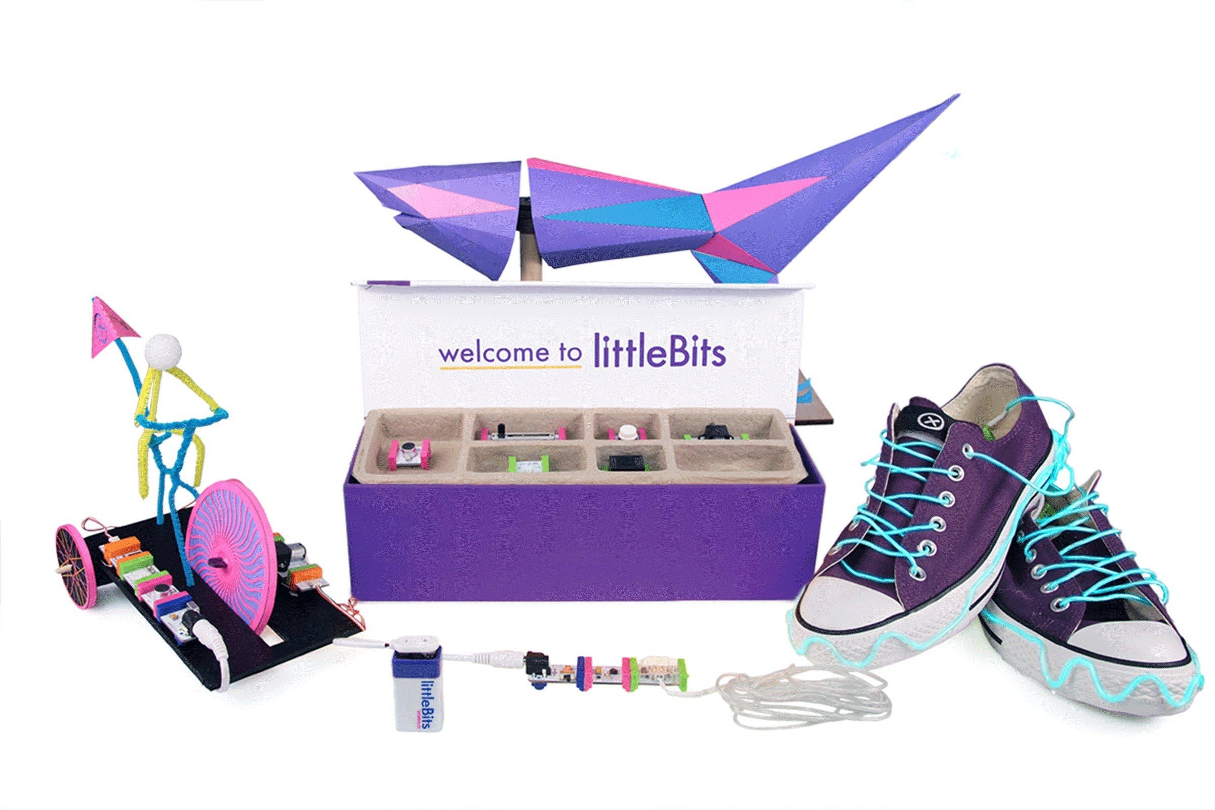 littleBits Electronics Deluxe Kit by littleBits Electronics (Image #10)