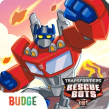 Transformers Rescue Bots : Disaster Dash