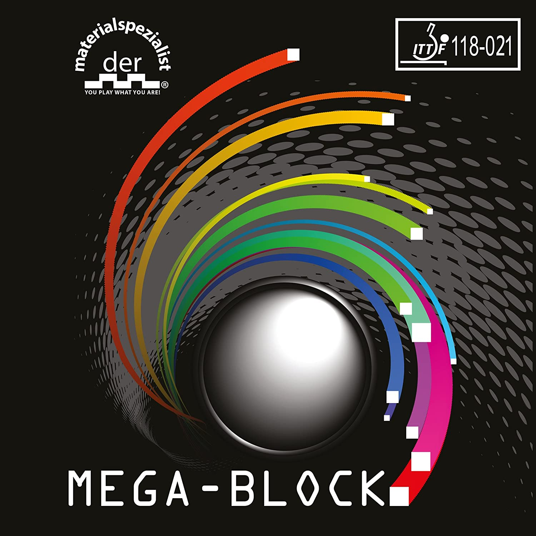 Le Materialspezialist Couvrant Megablock Anti