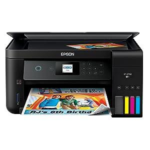 Amazon.com: Epson Expression ET-2650 Impresora todo en uno ...