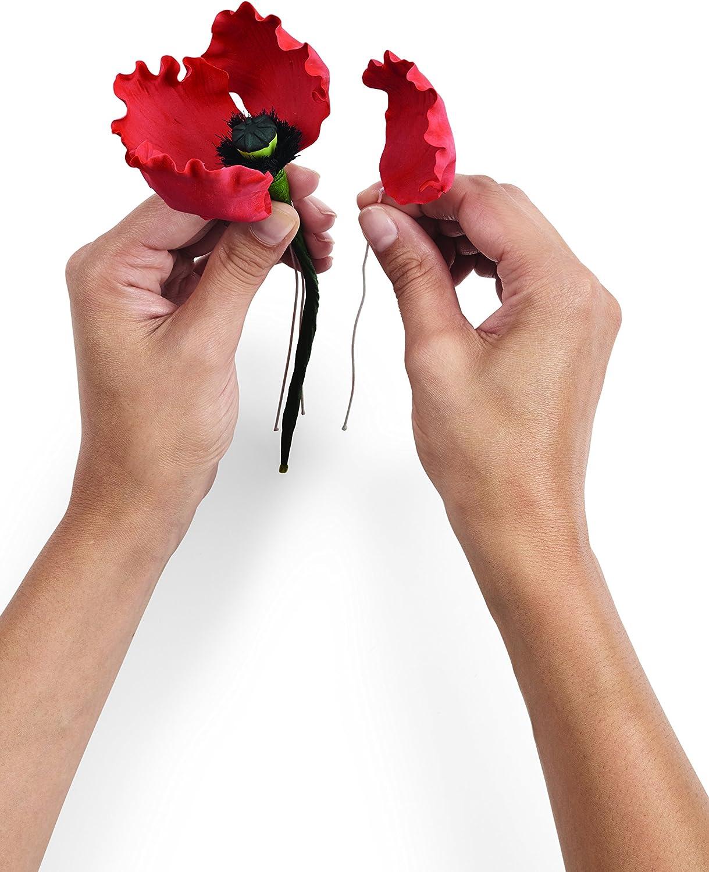 6 Wilton 1005-4456 Floral Wire Set