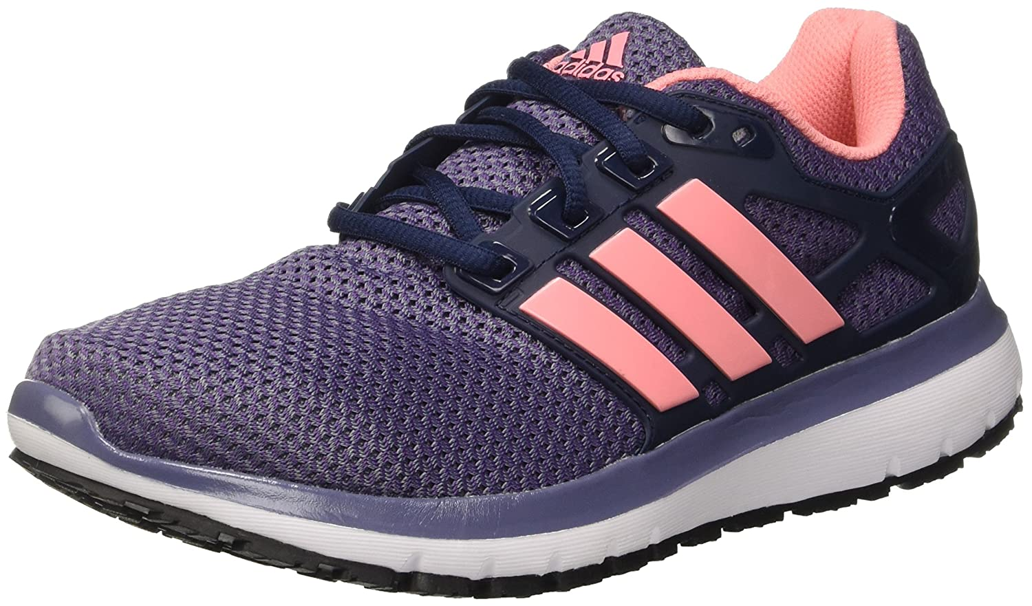 adidas Damen Energy Cloud W Laufschuhe  36 EU|Multicolore (Suppur/Raypnk/Unipur)