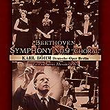 ベルリン・ドイツ・オペラ 日生劇場 1963 ~ ベートーヴェン : 交響曲 第9番 「合唱」 (Beethoven : Symphony No.9 ''Choral'' / Karl Bohm   Deutsche Oper Berlin ~ Live in Nissei Theater 1963) [CD] [Live Recording] [国内プレス] [日本語帯・解説・歌詞対訳付]