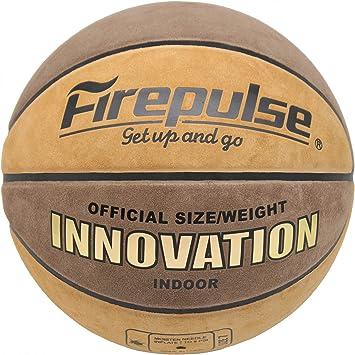 FIREPULSE Innovation Balón de baloncesto, tamaño oficial 7 (74,93 ...