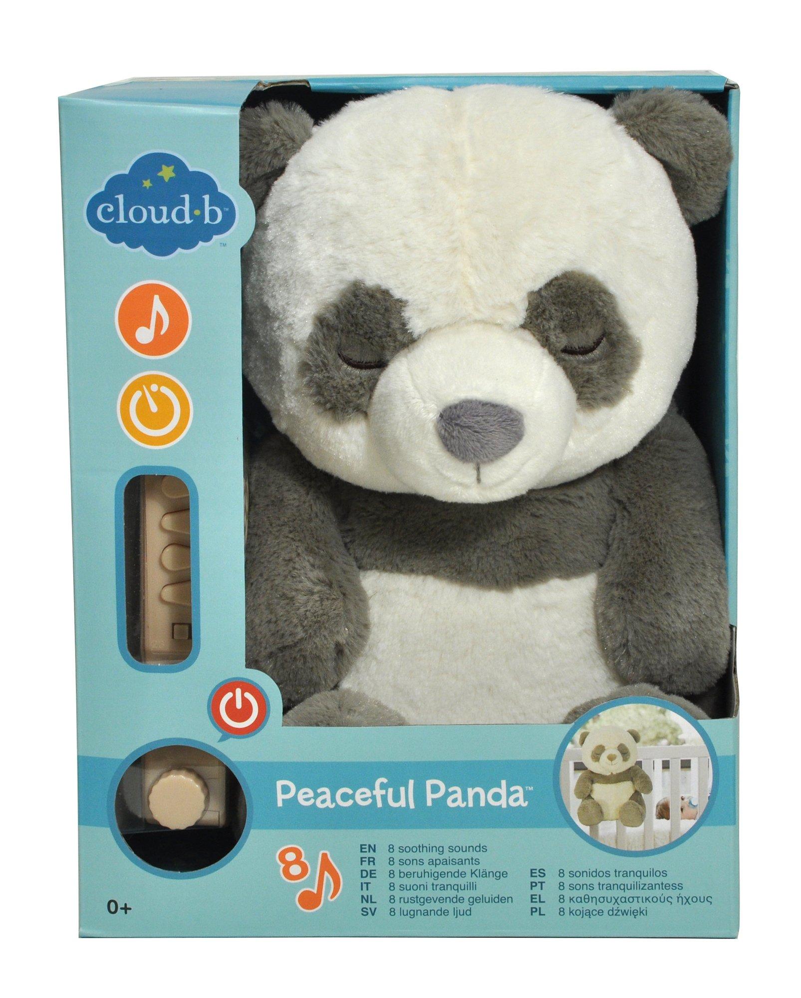 Cloud b Peaceful Panda White Noise Sound Machine