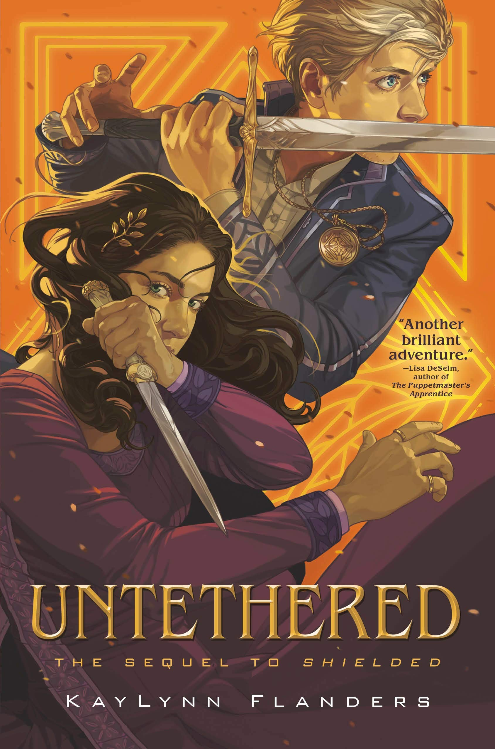 Untethered (Shielded)