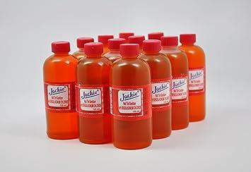 12 Nail Sanitizer W Benzalkonium Chloride X 120ml Merthiolate
