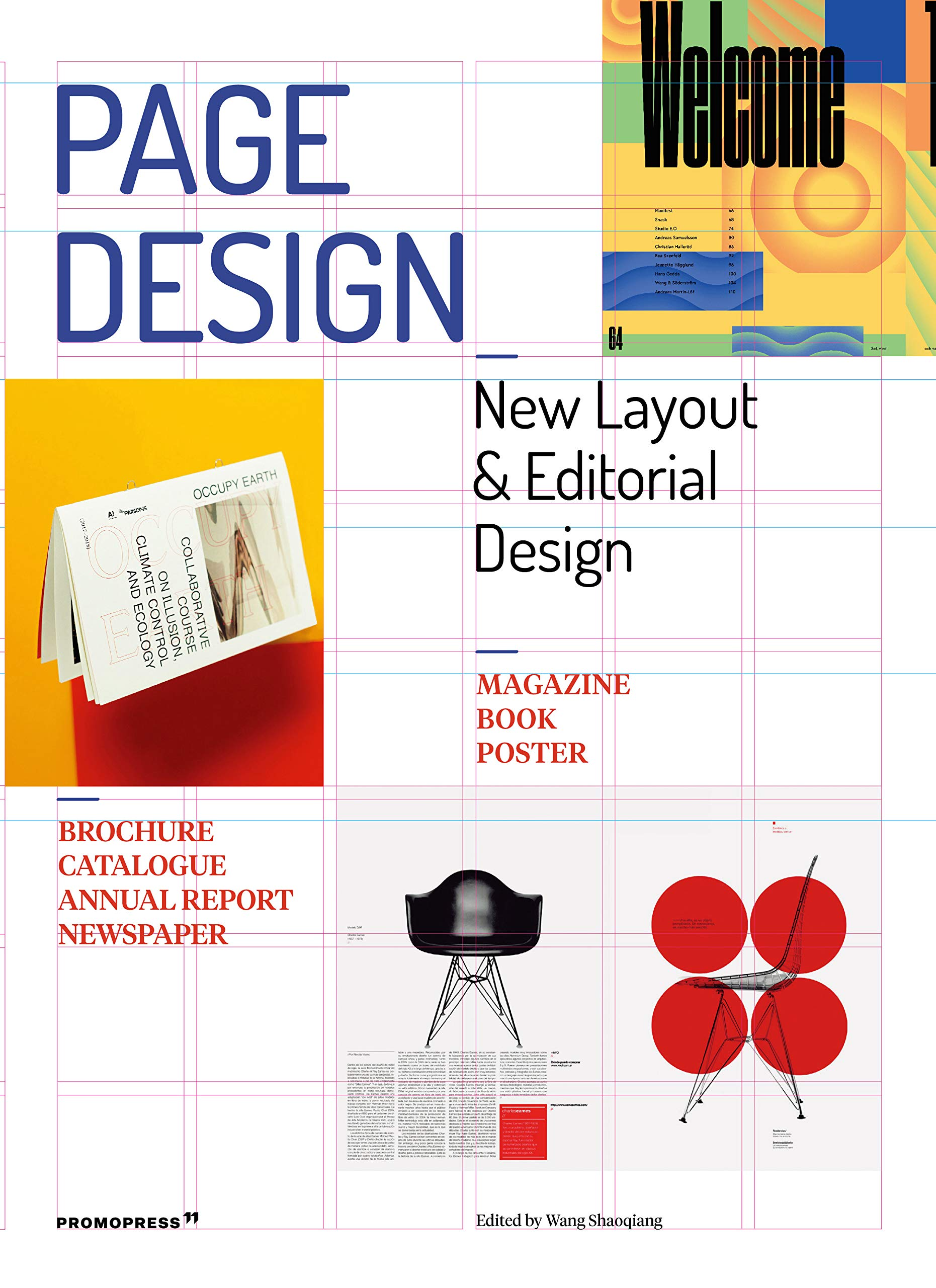 9a969bd177384e Page Design  New Layout and Editorial Design (Englisch) Gebundenes Buch –  25. Februar 2019