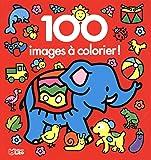 100 Images à colorier - L'éléphant - dès 2 ans