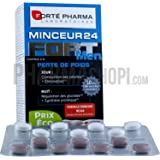 Forté Pharma Minceur 24 Fort Men Lot de 2 x 28 Comprimés