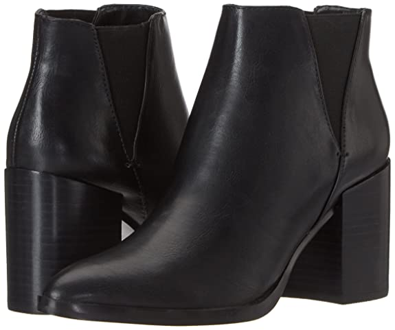 B006a-310 P1735a PU, Botas Chelsea para Mujer, Negro (Black 01), 41 EU Buffalo