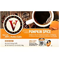 3-Pack. Victor Allens Pumpkin Spice Coffee Pods (80-Count)