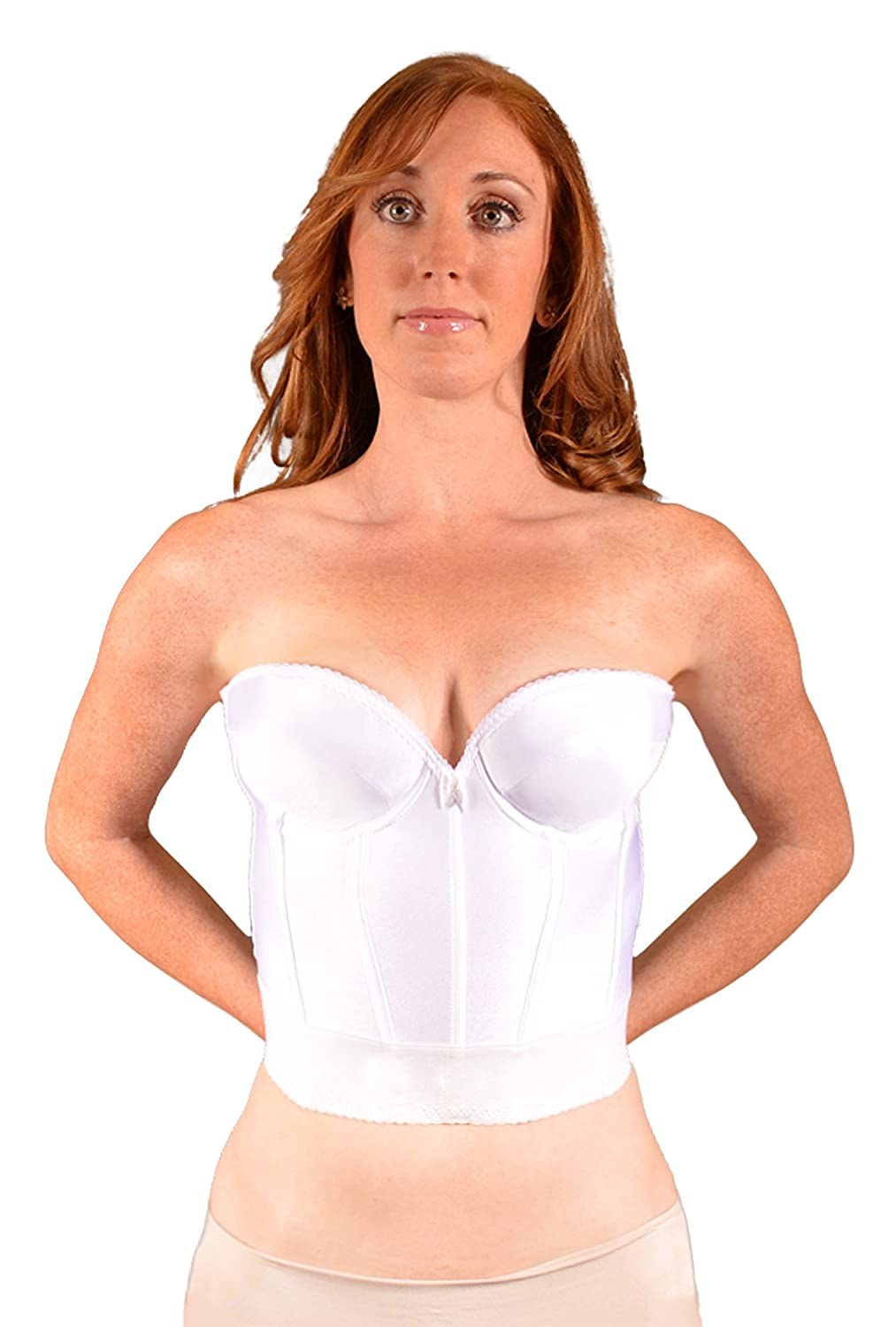 Amazon Low Back Backless Bra For Wedding Dress Prom Or Evening Dresses In Smooth Satin Clothing