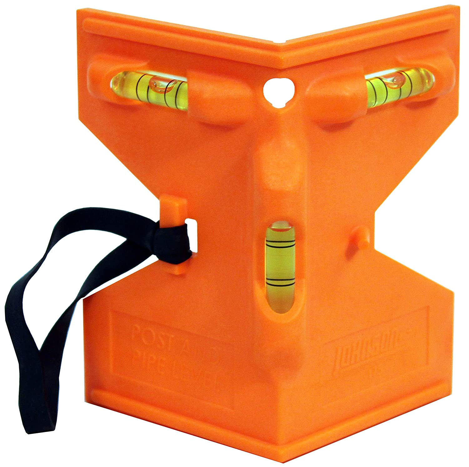 Johnson Level and Tool 175 O GloOrange Post Level