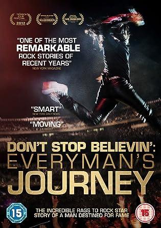 3c1c39e5f6b20 Don't Stop Believin': Everyman's Journey [DVD]: Amazon.co.uk: Ramona ...
