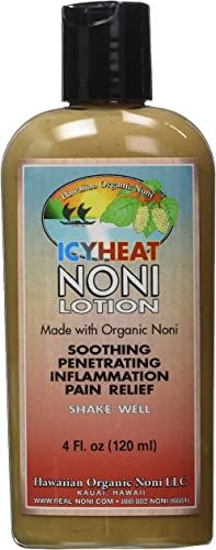 IcyHeat Noni Lotion 4oz