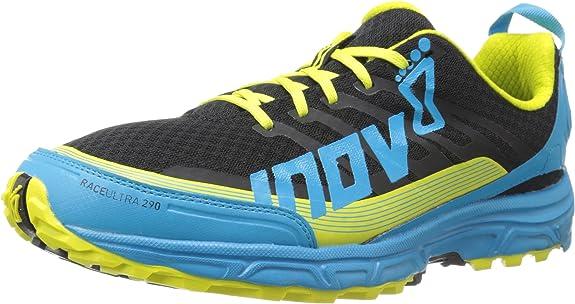 inov-8 Race Ultra 290 - Zapatillas trail running para hombre - azul/negro 2015, Negro, 46.5: Amazon.es: Zapatos y complementos