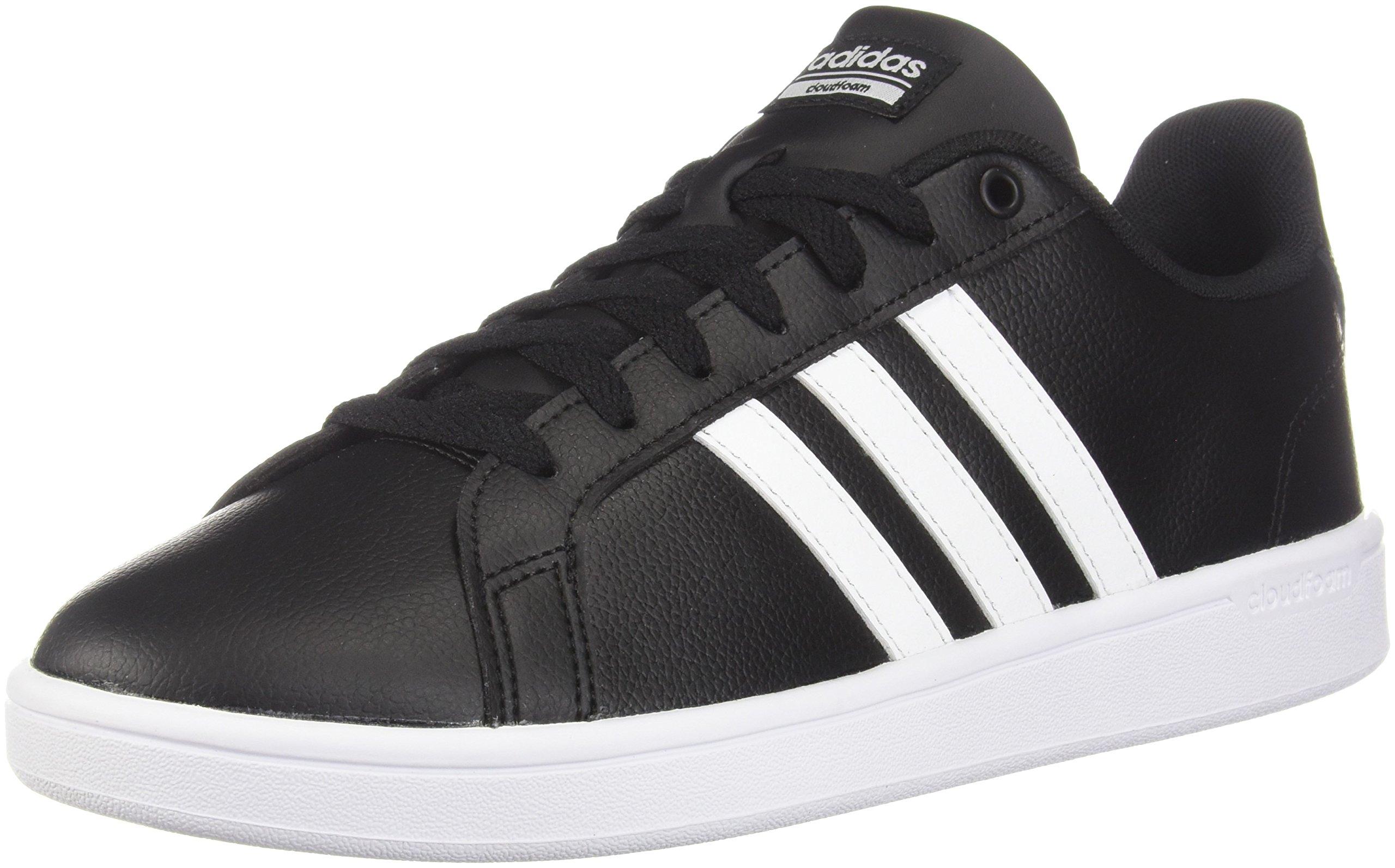 the best attitude 5dfe2 75fa1 Galleon - Adidas Women s Cf Advantage Sneaker White Black, 10.5 M US