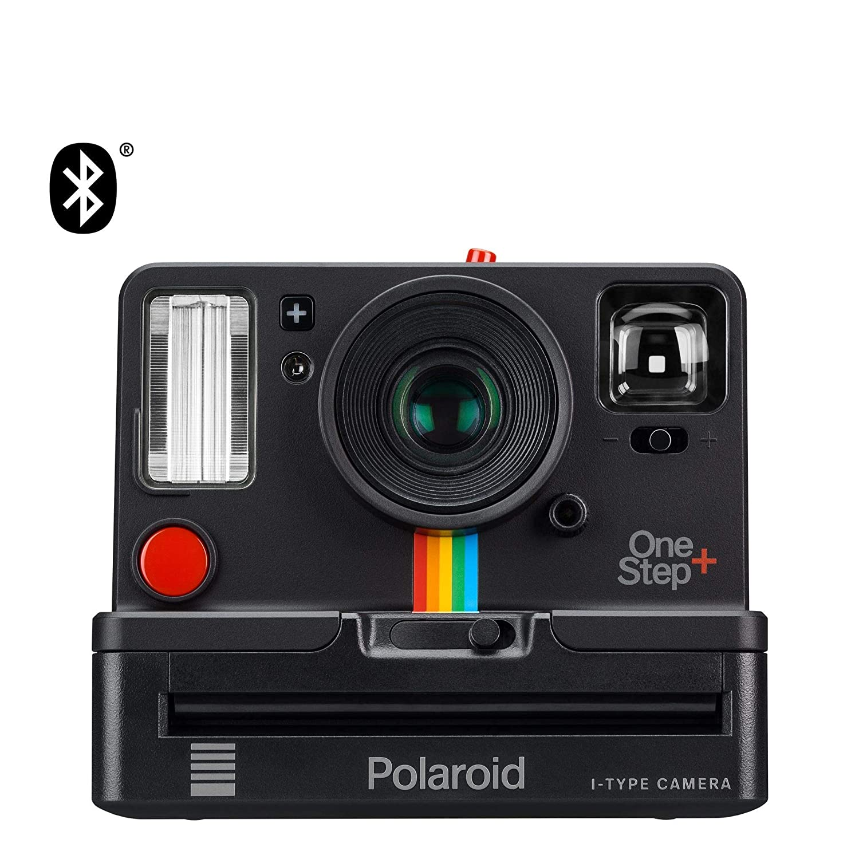4a3250d111 Polaroid Originals - 9010 - OneStep+ Cámara instantánea Color Negro:  Amazon.es: Electrónica