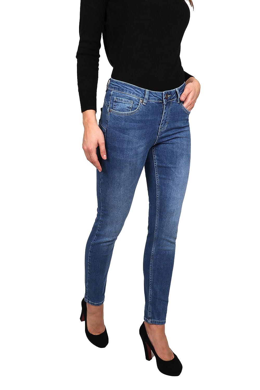 Rogen Pild Vaqueros Skinny para Mujer LB015A