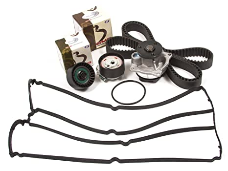Evergreen tbk294bvct 00 – 04 MAZDA Ford Focus Escape 2.0L Zetec Correa de distribución Kit