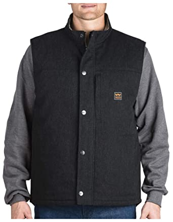 cd3f827d4cd Amazon.com: Walls Men's Point Blank Vest with Kevlar: Clothing