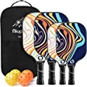 4-Pack Niupipo Store Parent Child Pickleball Set