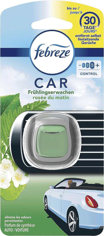 Febreze Auto Lufterfrischer 2 Ml Frühlingserwachen Auto Duft Gegen Gerüche Drogerie Körperpflege