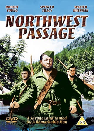 Image result for NORTHWEST PASSAGE POSTER
