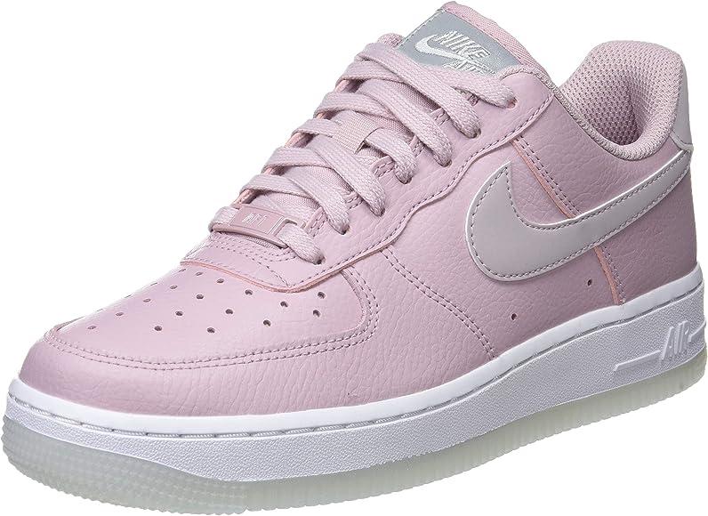 zapatillas nike air force mujer rosas