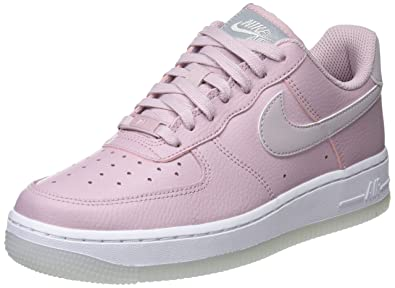 774afd05708f Nike Women s WMNS Air Force 1  07 Ess Gymnastics Shoes  Amazon.co.uk ...