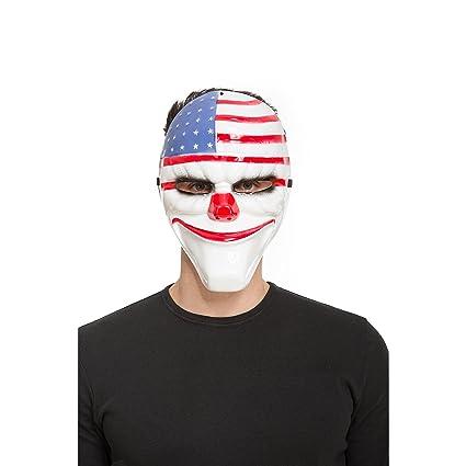 Viving Costumes 204576 - Máscara de la película The Purge: La Noche de Las Bestias