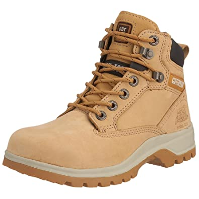 Caterpillar Cat Footwear WomenS Kitson S1 Safety Boots  Amazon.in  Shoes    Handbags ae3bb747ba