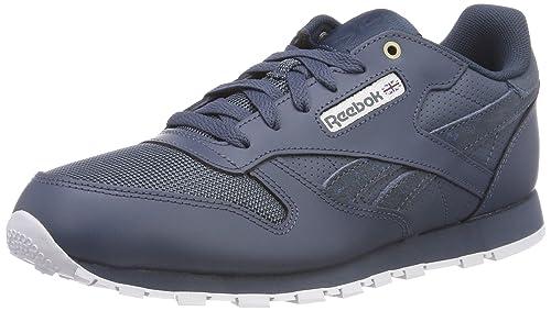 Reebok Classic R, Zapatillas de Gimnasia Unisex Niños: Amazon.es: Zapatos y complementos