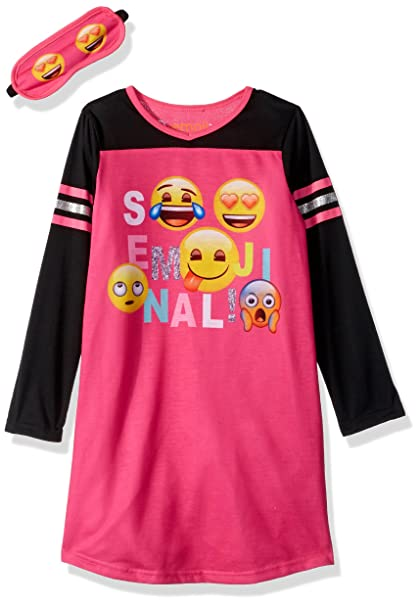 EMOJI Little Girls' L43819, Multi, 4